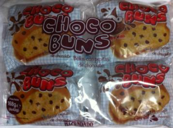 Choco Buns Mercadona • SuperProductos