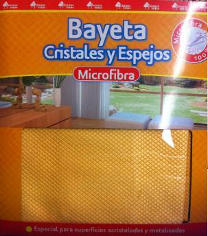 Bayeta cristales y espejos bosque verde superproductos - Cristales y espejos ...