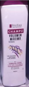Champu-Maximo-Volumen-Stylius-Mercadona