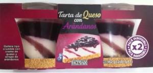 Tarta-queso-arandanos-Hacendado