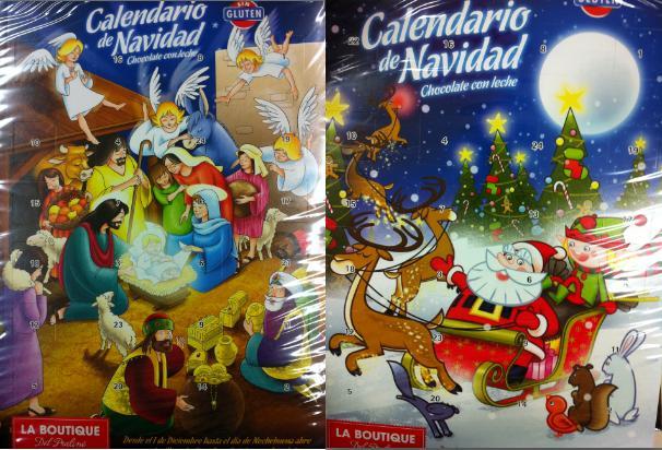 Calendario Adviento Lidl.Calendario Navidad Mercadona Superproductos
