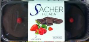 Sacher-Helada-Mercadona