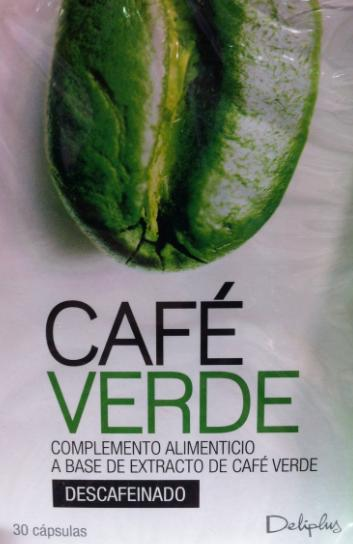 cafe verde de mercadona